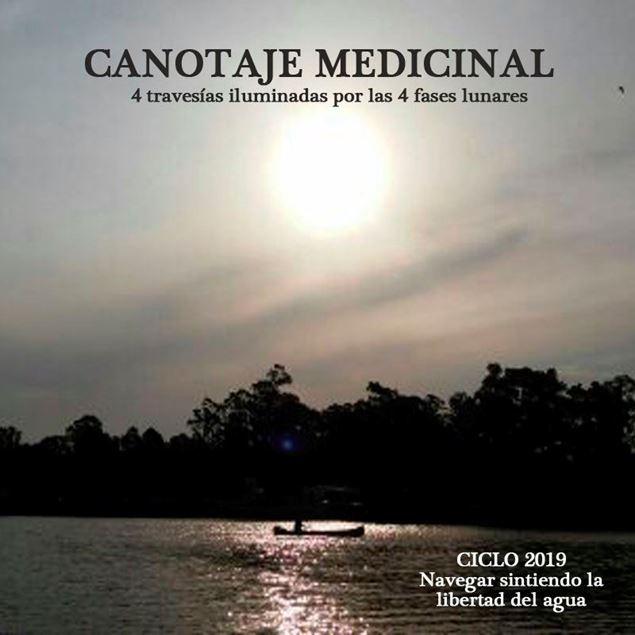 Imagen de CANOTAJE MEDICINAL. Ciclo 2019