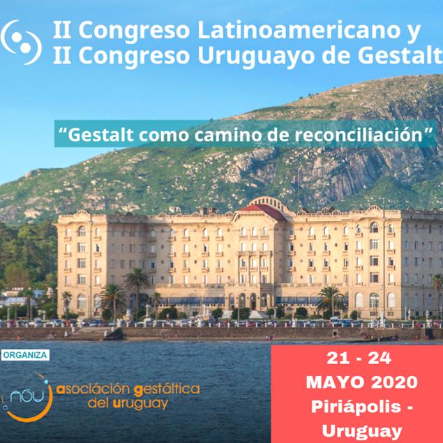 Imagen de II Congreso Latinoamericano y II Congreso Uruguayo de Gestalt