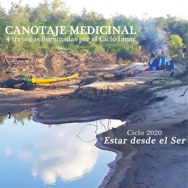 Imagen de CANOTAJE MEDICINAL, 3era Edición. Ciclo 2020