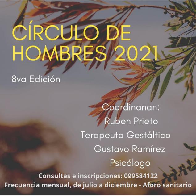 Imagen de CIRCULO DE HOMBRES 2021